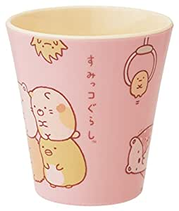 San-X Sumikko Gurashi Melamine Cup (Pink / Hug Series / 10 fl oz)