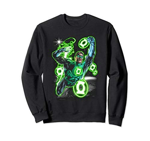 - Green Lantern Earth Sector Sweatshirt