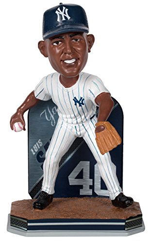 FOCO New York Yankees Severino L. #40 Name And Number Bobble