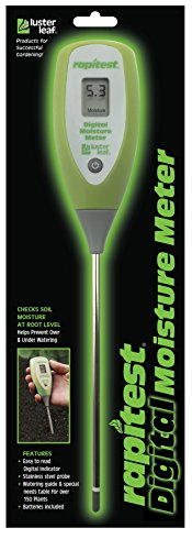 Luster Leaf 2957 Rapitest Digital Soil Moisture Meter by Luster Leaf