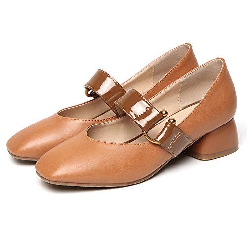 Nonna ragazza retr scarpe primavera Nonna scarpe primavera rR8w6r