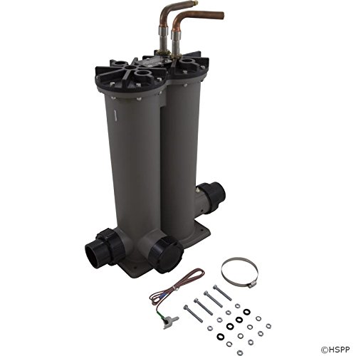 Jandy Heat Exchanger (Zodiac R0561405 Heat Exchanger Replacement for Zodiac Jandy EE-Ti 1500 Heat Pump)