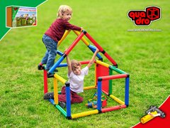 Quadro | My First Giant Construction KIT | Climbing Toy | Large Scale Building Set by Quadro (Image #5)