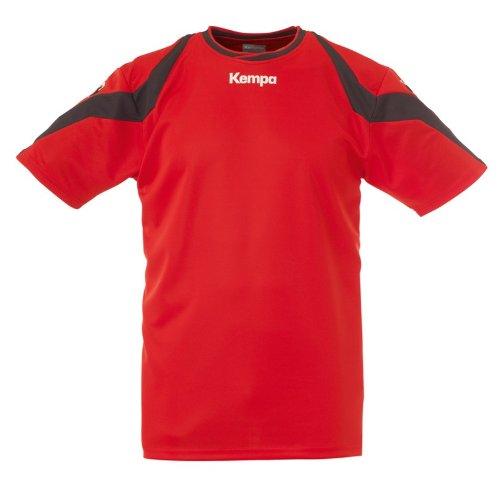 Kempa Trikot Motion, rot/dunkel anthra, XL, 200318001