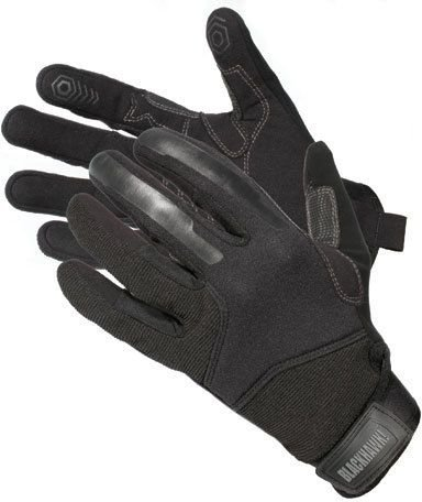 Price comparison product image Blackhawk Men's CRG1 Cut Resistant Patrol Gloves with Kevlar (Black, Large)