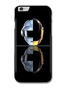"AMAF ? Accessories Daft Punk Double Helmet Mirrored Portrait case for iphone 5C ("")"