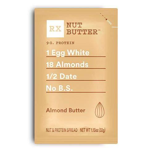 RXBAR Almond Nut Butter - Box of 10 - RX Bar