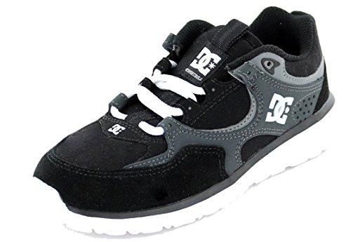 Cross Kali (DC Shoes Boys Shoes Kalis Lite - US 13 - Black Black/Gum US 13/UK 12/EU 30.5)