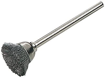 """Dremel 442 Carbon Steel 1/2"""" Brush For Rotary Power Tools"""