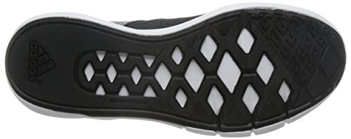 Zapatillas Ftwbla para Negro Negbas Deporte Niya de Mujer Cloudfoam Adidas Plamet qECaPwA