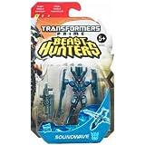Hasbro transformers : soundwave - prime beast hunters