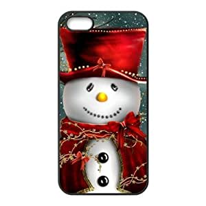 Painted Snowman PC Hard back For SamSung Galaxy S5 Mini Phone Case Cover