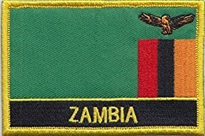 NAMIBIA FLAG embroidered iron-on AFRICAN PATCH SOUVENIR EMBLEM BANNER AFRICA