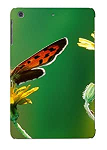Durable Protector Case Cover With Butterfly Hot Design For Ipad Mini/mini 2 (ideal Gift For Lovers)