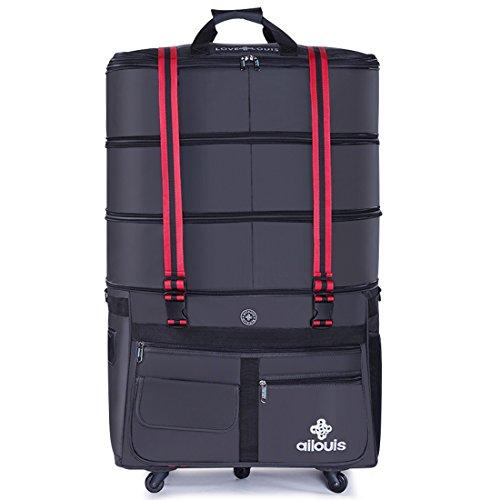 Expandable Travel Bags Wheels - 5