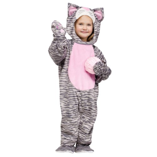 Fun World Little Stripe Kitten Toddler (Toddler Costumes)
