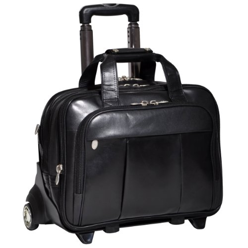 McKlein Damen 80715 R Series Leather Detachable-Wheeled L...