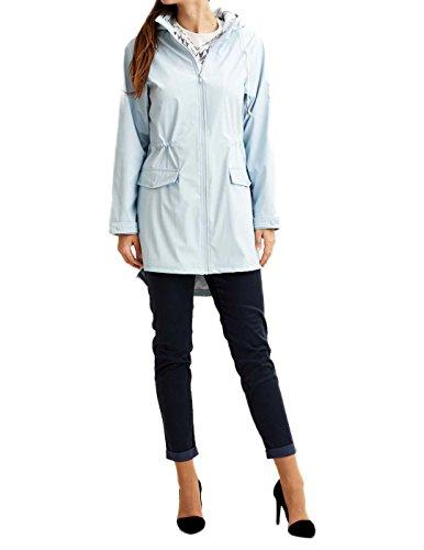 Vila Vicloud Jacket Para Mujer Azul Celeste Azul