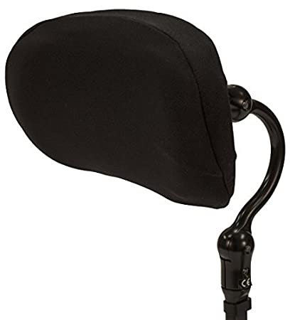 Scalp and Head Protection Wheelchair Headrest Cover by GlideWear  Prevents  Hair Loss and Protects