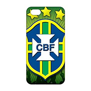KJHI brasil sele??o 3D Phone Case for iPhone 5S
