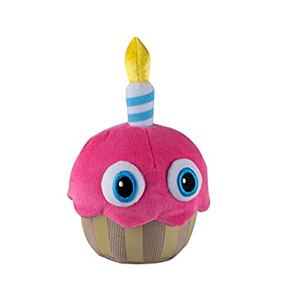 "Funko Five Nights at Freddy's Cupcake Plush, 6"": Toys & Games"