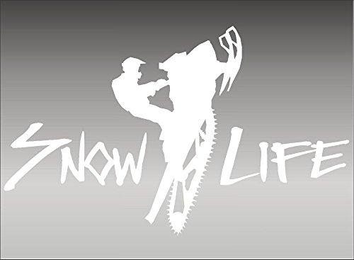 (Snow Life / WHITE / 8