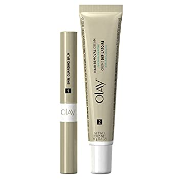 Image of Olay Smooth Finish Facial Hair Removal Duo Fine to Medium Hair 1 Kit Health and Household