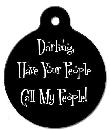 A mi Pueblo ID etiqueta - negro | personalización gratuita: Amazon ...