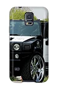 Top Quality Rugged Hummer Police Car Case Cover For Galaxy S5