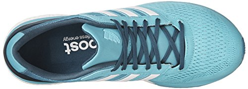 Petrol Shoes Women's adizero Boston Blue Energy 6 Running Night Footwear adidas White qvARFxF