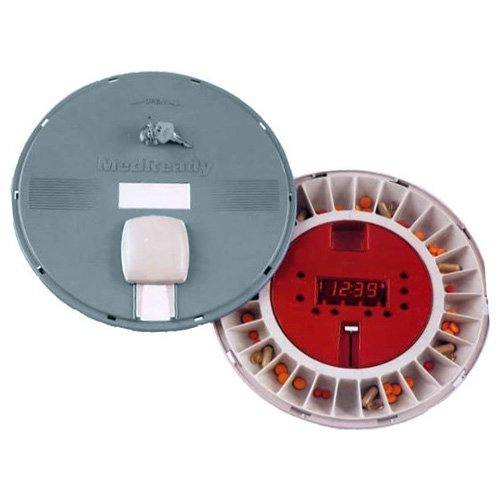 MedReady Medication Dispenser with Flashing Light