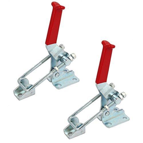 DealMux 950kg Tenir Capacité en forme de U serrage Bar colliers de serrage à genouillère gh-40341??2pcs