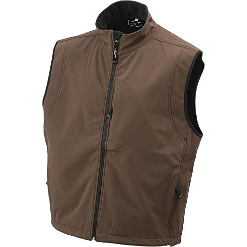 Hombre James Para And Gris Impermeable Carbón Softshell Nicholson Chaleco vPYwvqr