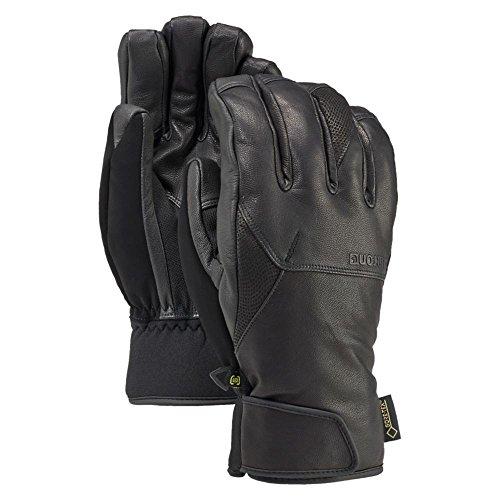 Burton Gondy Gore-Tex Leather Gloves, True Black, X-Large