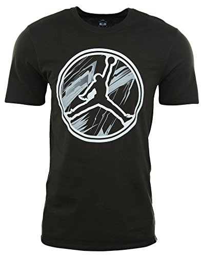 Green Mens Jordan Basketball Dark Tee White ZwIqf