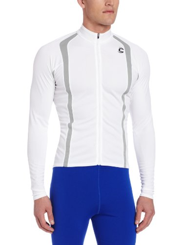 8c09f2ab4 Amazon.com   Cannondale Men s Classic Long Sleeve Jersey   Cycling Jerseys    Clothing