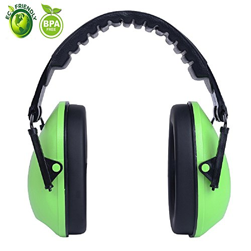 Baby Hearing Protection Ear Muffs Adjustable Protector No...