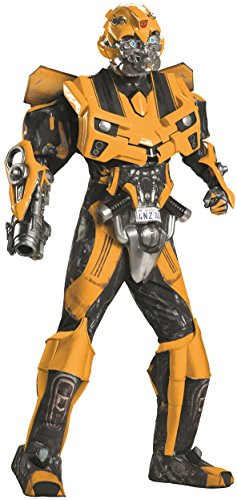 Bumblebee Theatrical Adult Costume - X-Large]()