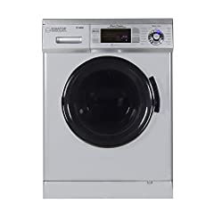 The EZ 4400 N is the latest evolution of Equator's compact washer-dryer combos with upgraded features like Quiet function with noise level below 60 db and a Dual venting fan for faster drying. It also features a redesigned easy to operate con...