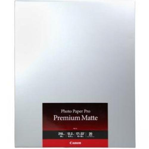 Canon 17 x 22 In. PM-101 Photo Paper Pro Premium Matte (20 Sheets)