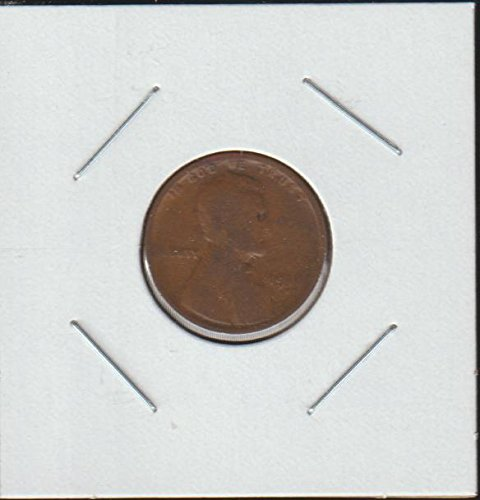 1918 D Lincoln Wheat (1909-1958) Penny Good