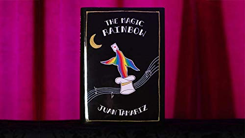 The Magic Rainbow by Juan Tamariz and Stephen Minch - Book by MJM