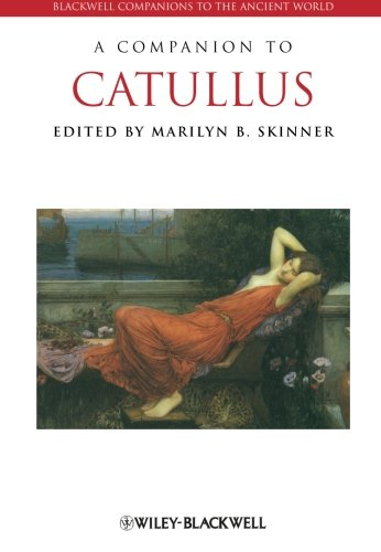 A Companion to Catullus