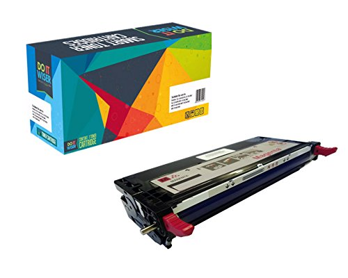 Do it Wiser Compatible Extra High Yield Toner Cartridge Replacement for Dell 3130 3130cn Magenta