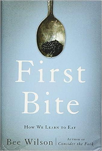 First Bite: How We Learn to Eat: Amazon.de: Bee Wilson ...