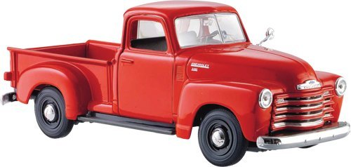 1950 Chevy Pickup - Maisto Diecast 1950 Chevy 3100 Pickup, Assorted Colors