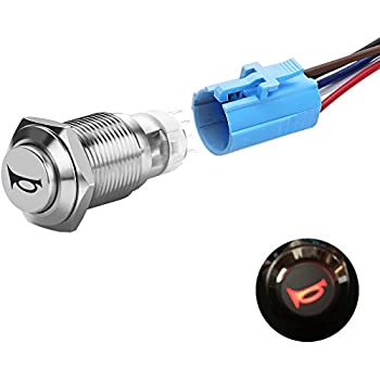 boat horn button wiring modern design of wiring diagram • amazon com quentacy 12v led car motorcycle boat speaker horn button rh amazon com wolo horn wiring diagram wolo horn wiring diagram