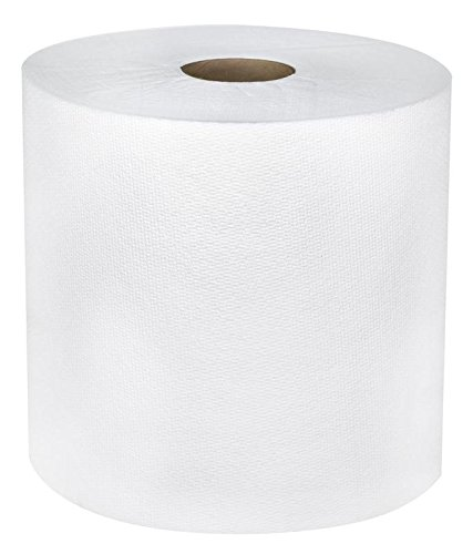 Auto Mayfair - Mayfair 183270 TAD Hardwound Roll Towel, Universal Roll Towels, White color, Roll is 7.8