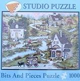 sunrise bakery - 1000pc. Sunrise Bakery Studio Puzzle