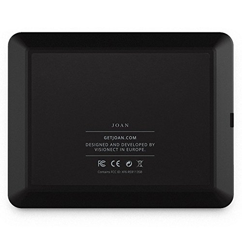 JOAN Manager Wireless Conference Room Scheduler, Black